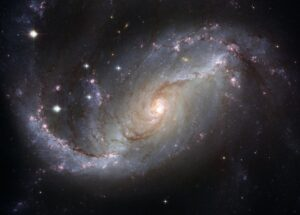 picture of a galaxy of stars
