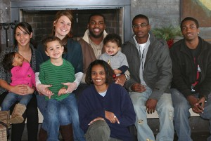 Michelle and Her Family